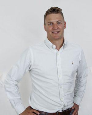Teamfoto Geschäftsführer Benedikt Friedrich