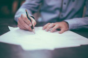 Förderantrag zur Digitalisierung unterzeichnen